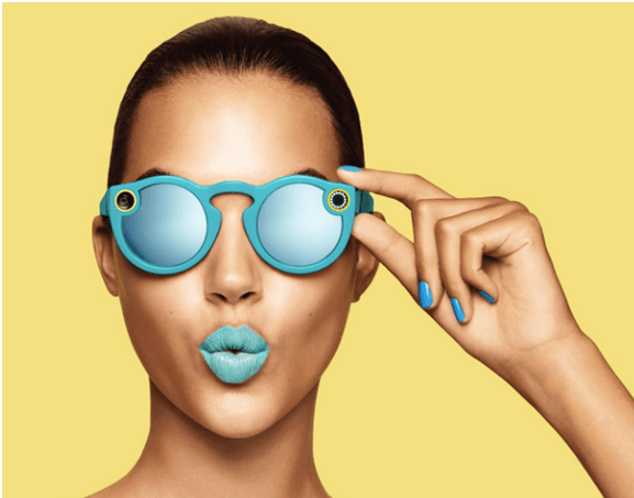Snapchat Spectacles Features