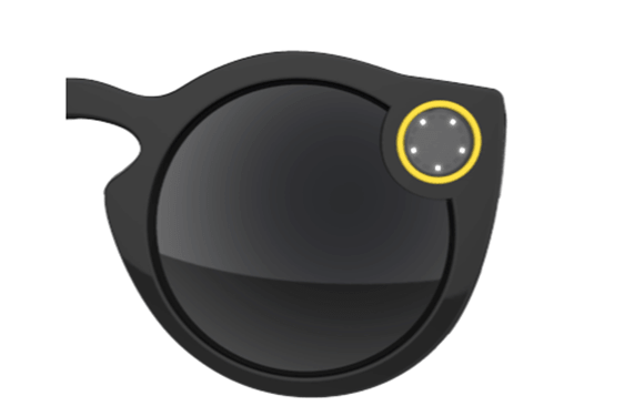Snapchat spectacles indicate software update