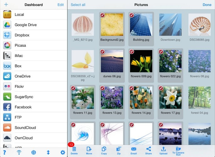 iFiles - The best File Manager for iPhone/iPad