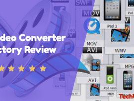 Convert Videos For Free: HD Video Converter Factory Review