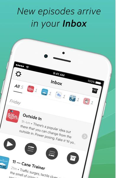 best podcast apps - supertop castro