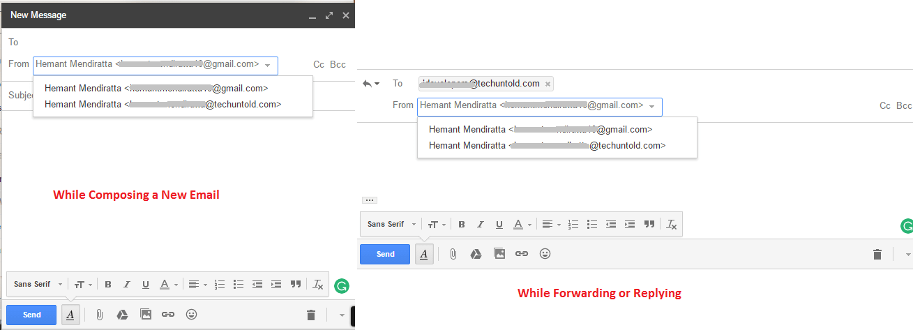 Add Another Email Address to Gmail