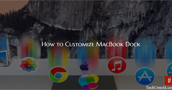 How to Customize the Dock on Your Mac