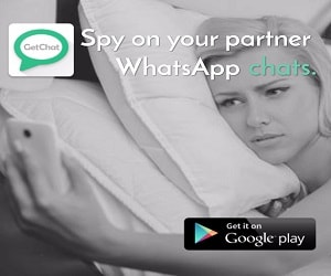 GetChat Android app - Spy on WhatsApp for free