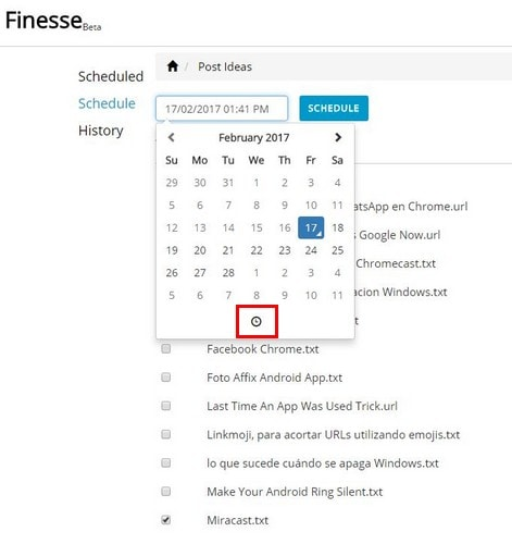 How to Schedule a Dropbpx Document for Deletion