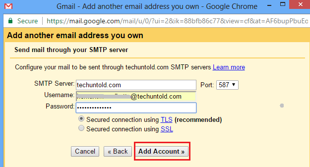 Send Email From Different Addresses Using Gmail