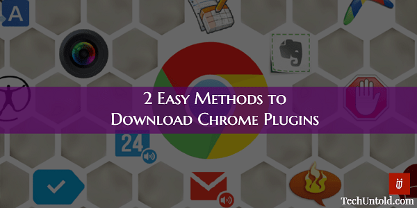 Download Chrome Extensions CRX Files