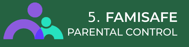FamiSafe parental control spying app