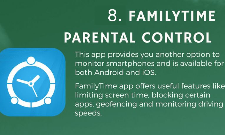 FamilyTime spying app new