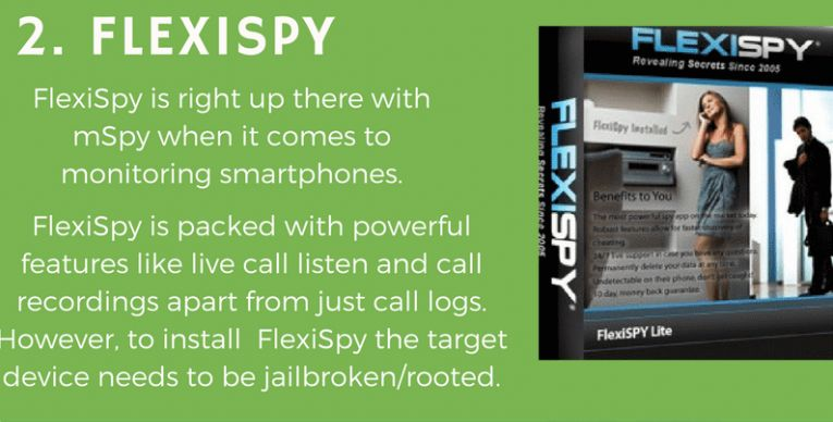 Flexispy spying app