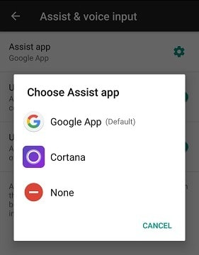 How to Make Cortana Your Android Assistant