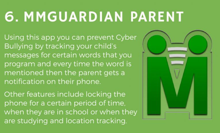 MMGuardian Parent Spying app