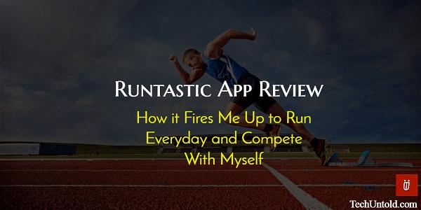 Runtastic App Review