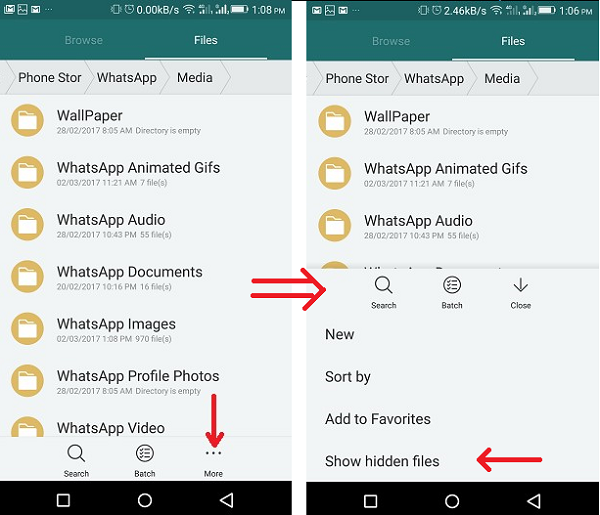 How To Download WhatsApp Status On Android | TechUntold