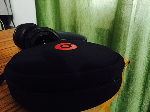 Beats Solo 2 Carrying Case