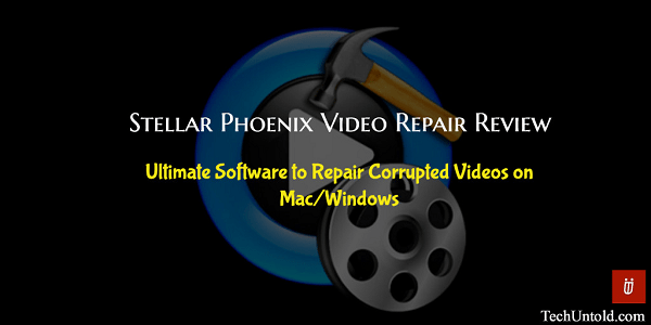 Repair Corrupted Video Files Software For Mac/Windows