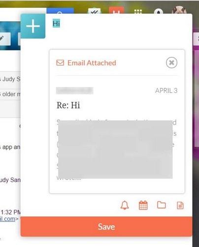 Turn Emails Into Tasks