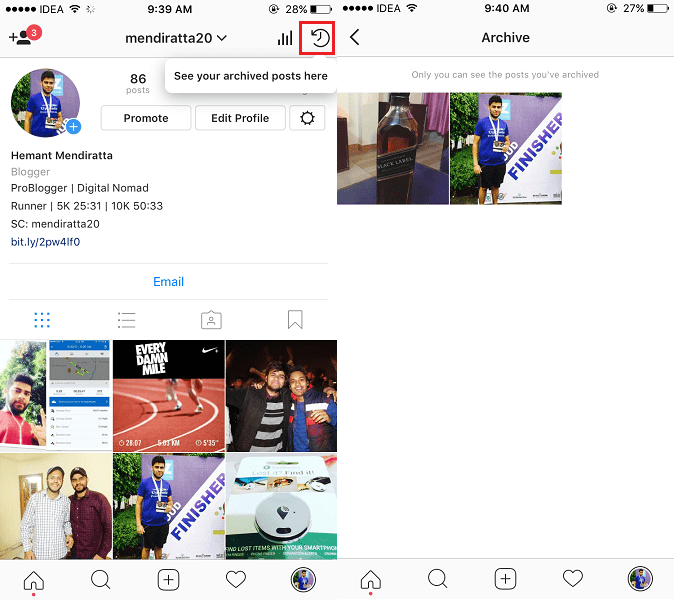 How To Archive Instagram Posts Or Stories | TechUntold
