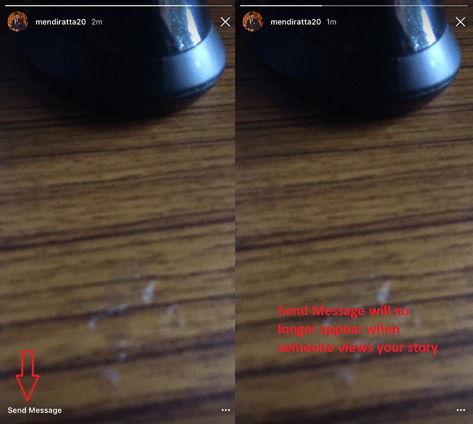 Stop Replies on Instagram Stories