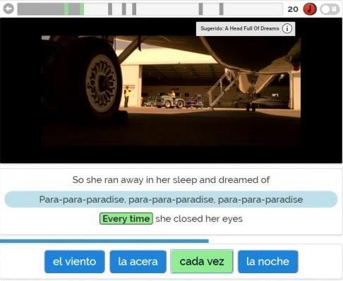 learn language through music using linguician