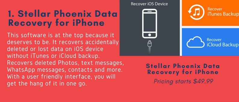 stella Phoenix data recovery