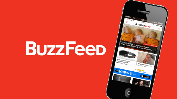 Buzzfeed App for News