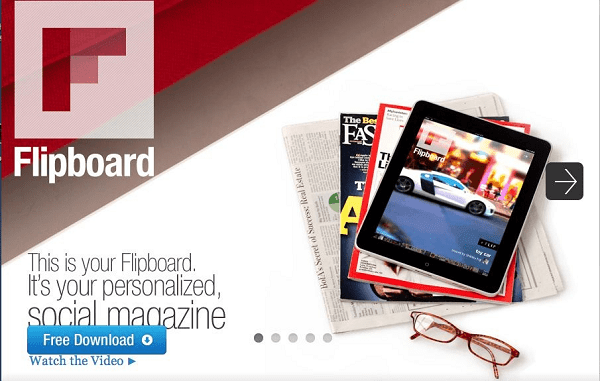 Flipboard app alternative to News Digest