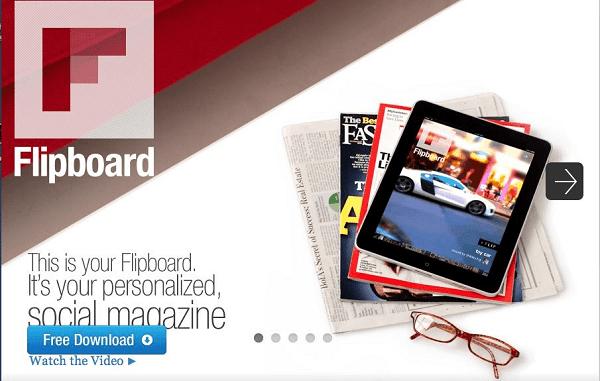 Flipboard app alternative to News Digest