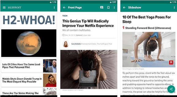 Huffington Post News App
