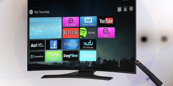 best samsung smart tv apps - features