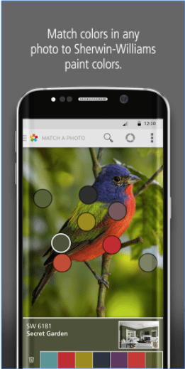 best color matching apps - ColorSnap