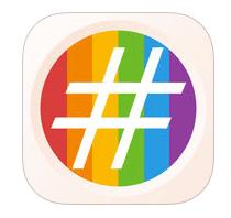 instagram hashtag app for iPhone -tagomatic