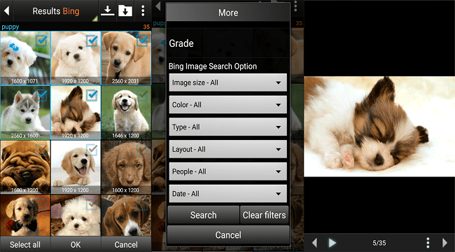 iphone app to search images - imgfinder