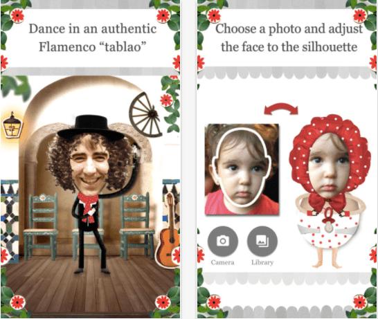 Crazy Flamenco Rumba Dance App