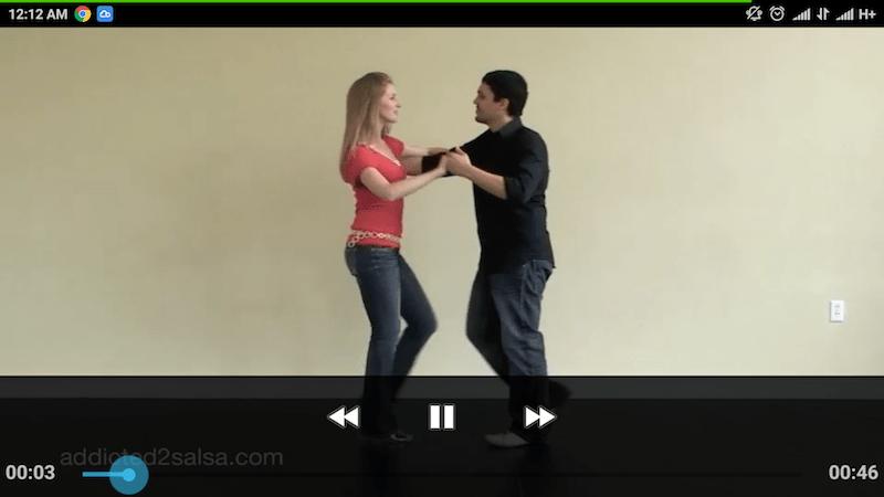 Dance Learning App - Pocket Salsa Free