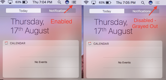 Disable Push notifications on Mac