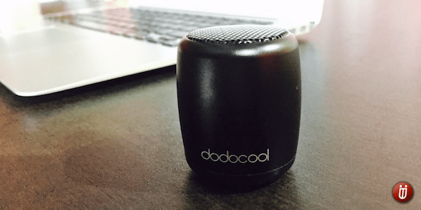 Dodocool Mini Bluetooth Speaker Review