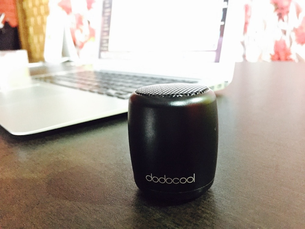 Dodocool Mini Wireless Speakers review