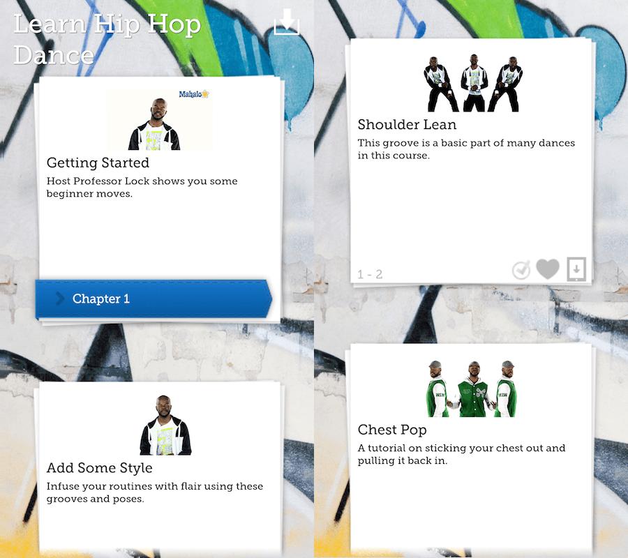 Hip Hop w Harlem Shake app