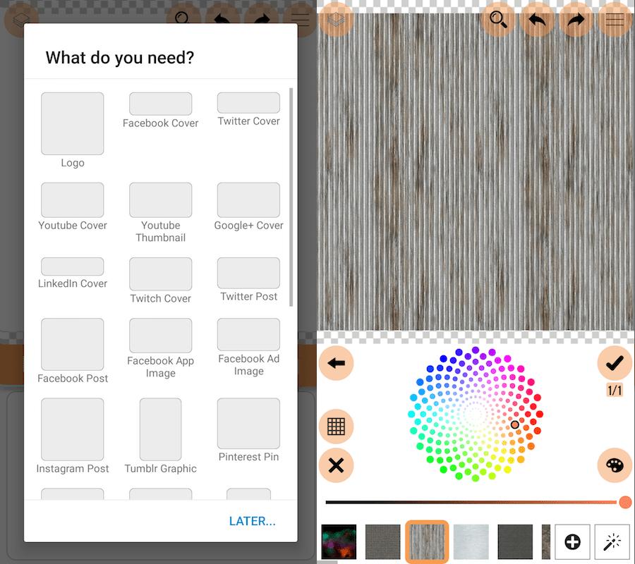 LogoMaker Plus app