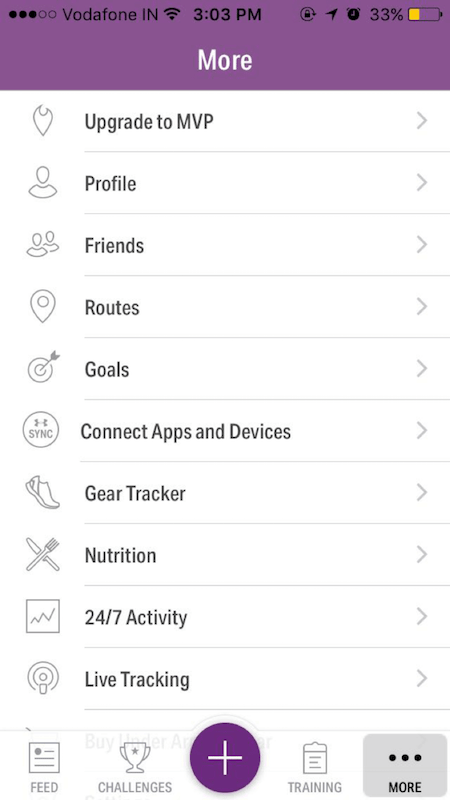 Map My Walk app for Android and iPhone