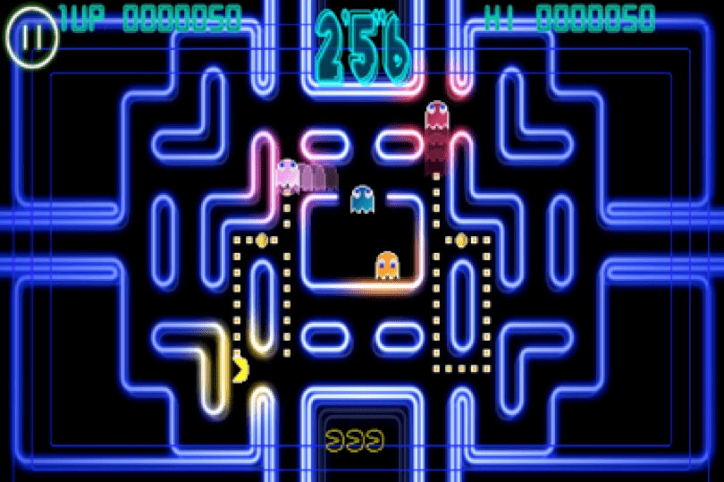 Pacman apps - PAC-MAN Championship Edition