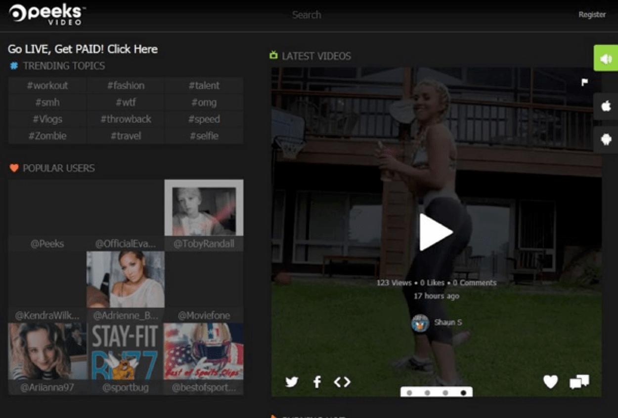 Best Microblogging Sites: Peeks Video