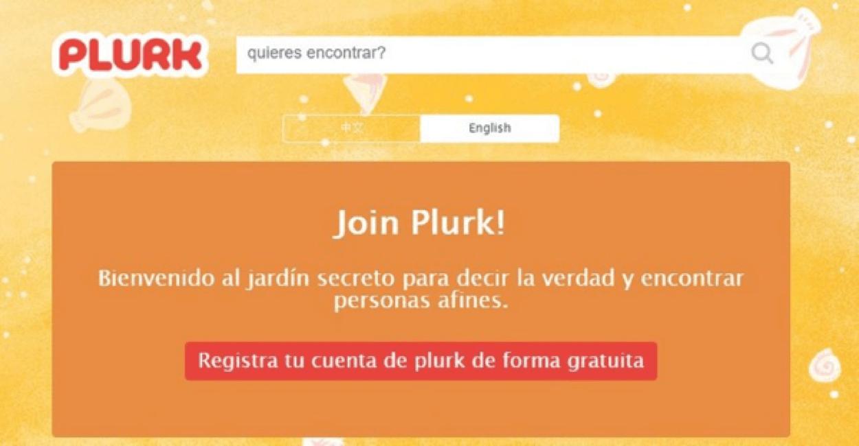 Twitter Alternative: Plurk