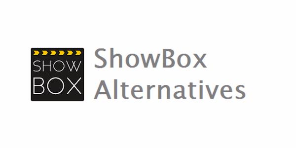 Showbox Alternative