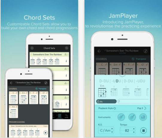 Ukulele Apps for iPhone - Ukulele Toolkit