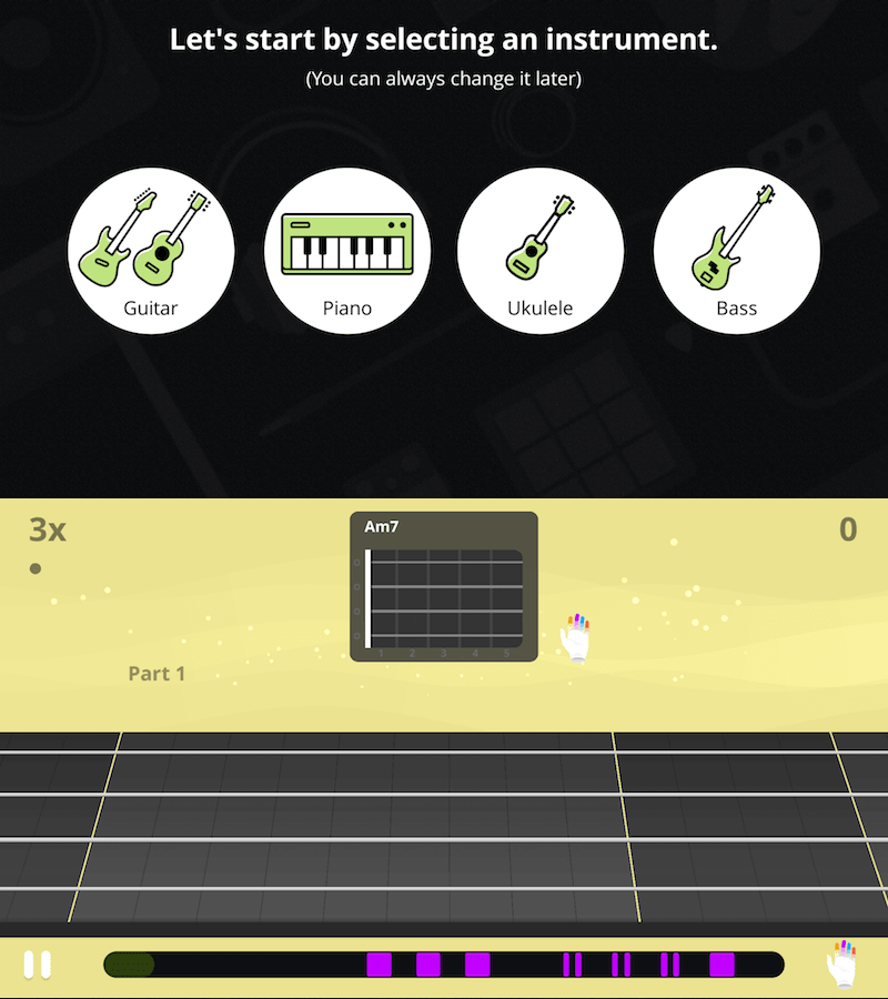 Yousician - Best Ukulele apps