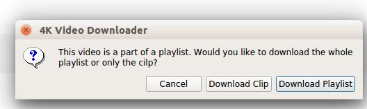 clipconverter alternative - 4k video downloader