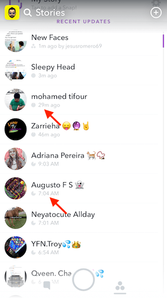 how to tell if someone is ignoring you on snapchat
