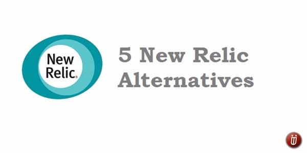 new relic alternatives